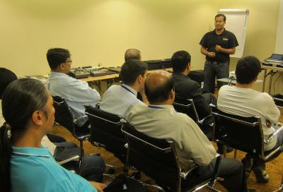 NMK hosts Roland Roadshow in Oman