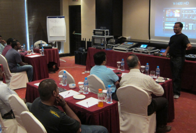 NMK completes Roland Roadshow in Bahrain