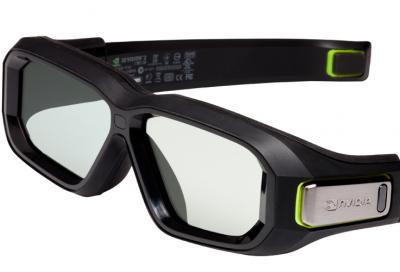 NVIDIA launches next-gen 3D glasses