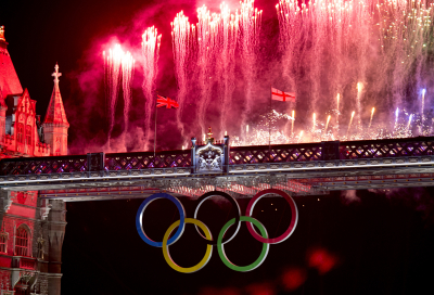 3D Olympics fails to light torches