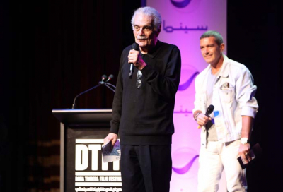 In pictures: Omar Sharif