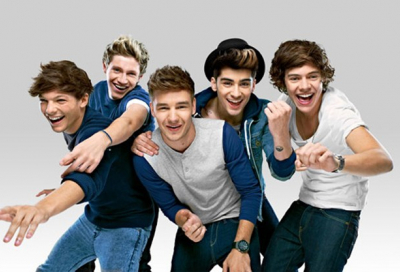 One Direction going in a UAE direction?