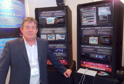 Orban shows audio processors at Broadcast Asia