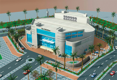 Landmark venue set for Dubai