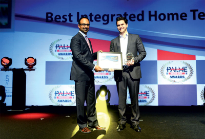 IN PICS: PALME Awards 2011