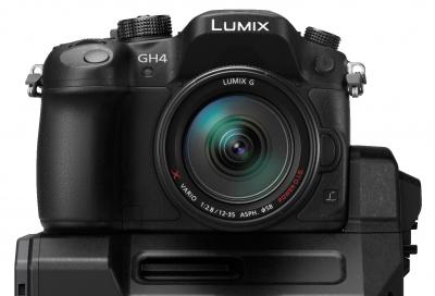 Panasonic unveils 4K DMC-GH4 camera