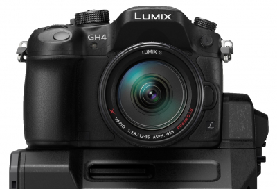 Panasonic unveils 4K DMC-GH4 camera