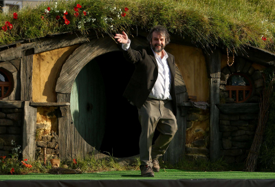 Peter Jackson scoops IBC Excellence award