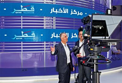 All change at Qatar TV