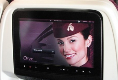 Airline CEO sees end of in-flight movie systems