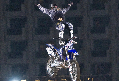 IN PICS: Red Bull X-Fighters 2012