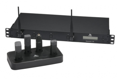 Revolabs extends HD wireless mic system range