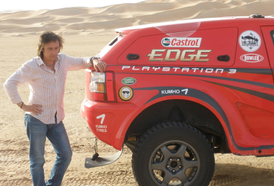 BBC brings Top Gear to Abu Dhabi desert