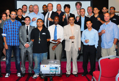 First Roland product workshop held in Dubai