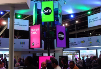 SAM demos complete IP portfolio at IBC