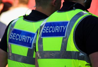 Event security legislation