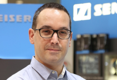 Sennheiser to demo camera-mount receiver at CABSAT