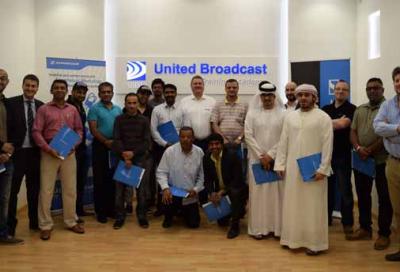 Sennheiser and UBMS hold workshop in Dubai