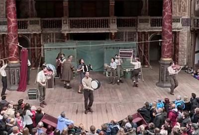 Shakespeare's Globe in Dubai with Hamlet