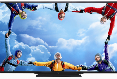 Sharp offers world's biggest TV as InfoComm prize