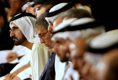 Arab media orgs talk financial crisis battleplans