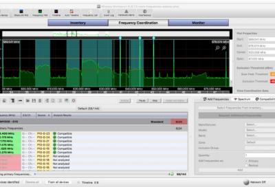 Shure releases Wireless Workbench 6.12