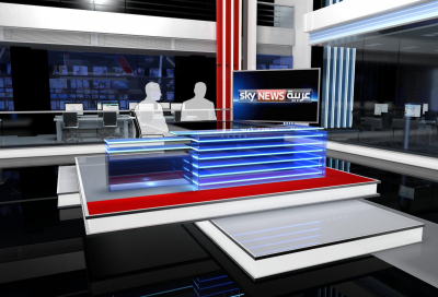 Sky News Arabia to launch on May 6