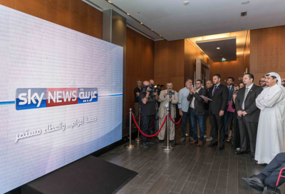 Sky News Arabia opens new office at DIFC