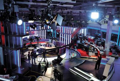 EVS takes Sky News Arabia to Broadcast Asia