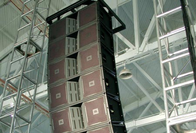 SLS invests in 'region's largest line-array'