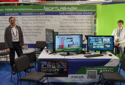 SoftLab-NSK demos automation products