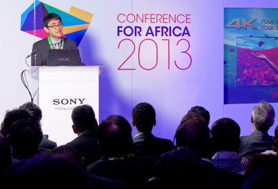 Sony aims for African expansion
