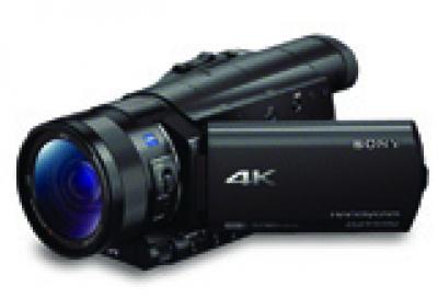 Sony reveals miniature 4K consumer camcorder