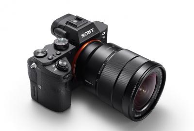 Sony unveils a7 II camera