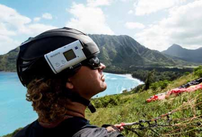 Sony takes wraps off ActionCam