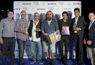 Sony reveals winners videography competition