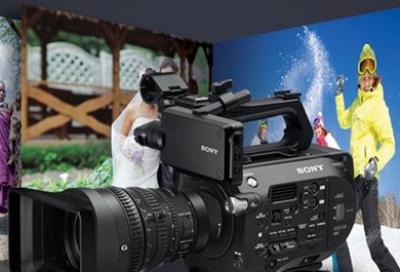 Sony workshops highlight FS7