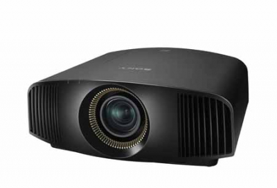 Sony unveils true 4K projector