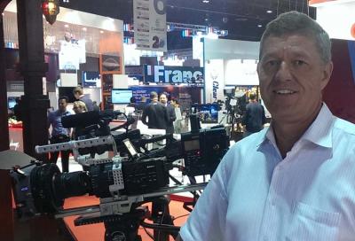 Sony Professional sees upturn in ME region