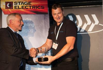 K-array takes top prize in London