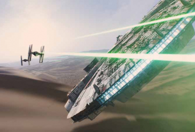 Star Wars poster unveiled ahead of ticket sales