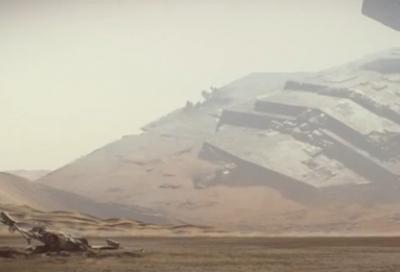 TRAILER: Star Wars: The Force Awakens