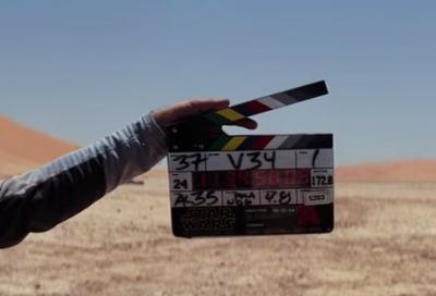 Abu Dhabi showcased in new Star Wars clip