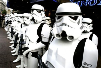 Disney confirms Star Wars is filming in Abu Dhabi