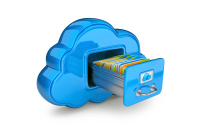 Store it in the cloud