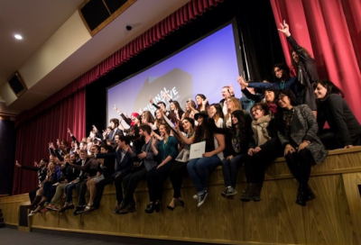 MBRSC awards student filmmakers
