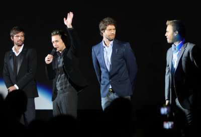 Take That won't take ticket scammers