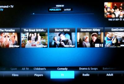 TalkTalk utilises Harmonic IPTV solutions