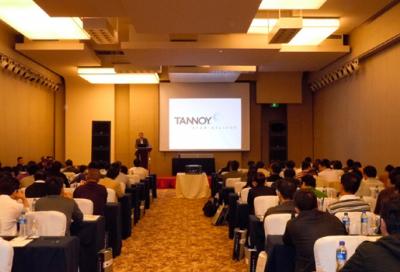 Tannoy, Lab.gruppen, Lake host pre-PALME seminar