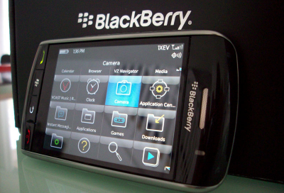 Blackberry services to be suspended: Etisalat